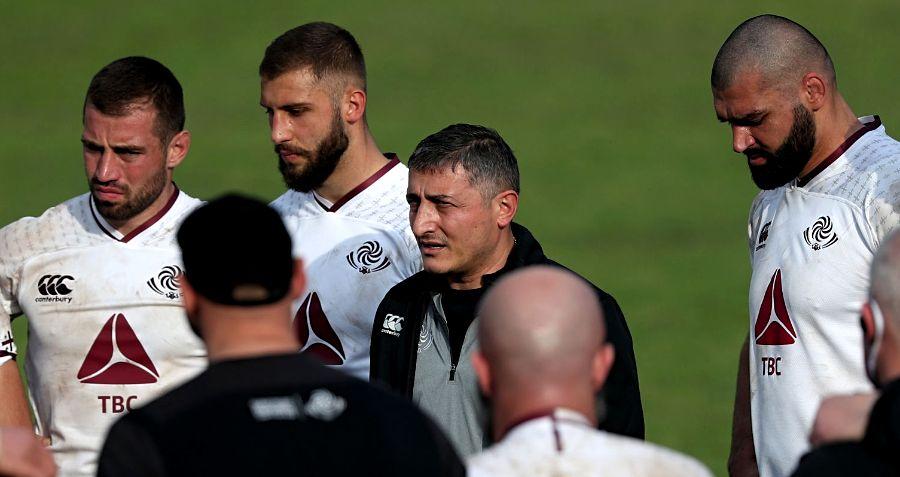 Леван Маисашвили: «Мы надеемся подойти к матчу с Шотландией в хорошей форме»