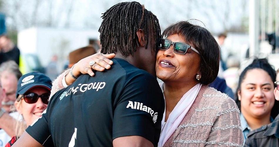 У лучших мам в мире вырастают… регбисты!