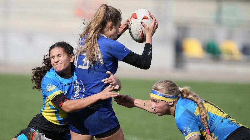 Женская Суперлига Украины по регби-7 пройдёт в четыре тура и с участием заграничной сборной