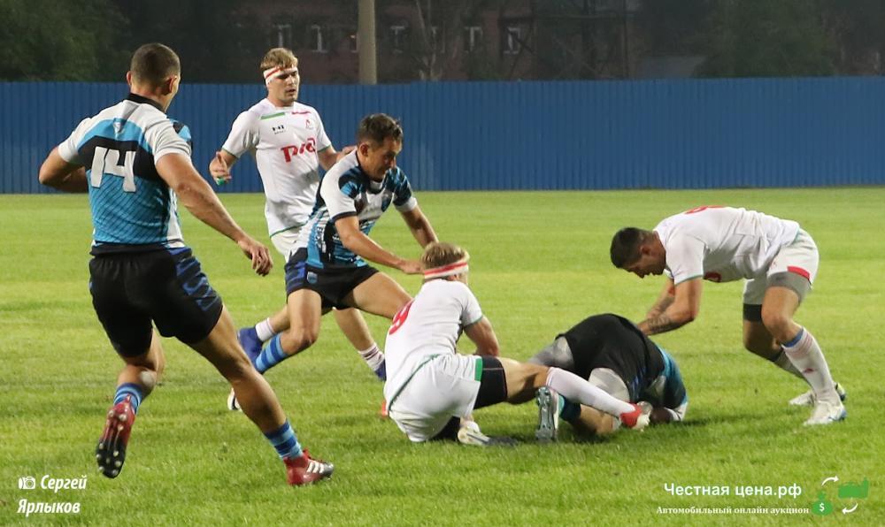 «Локомотив» - «Енисей-СТМ». Фотоотчёт финала семёрки