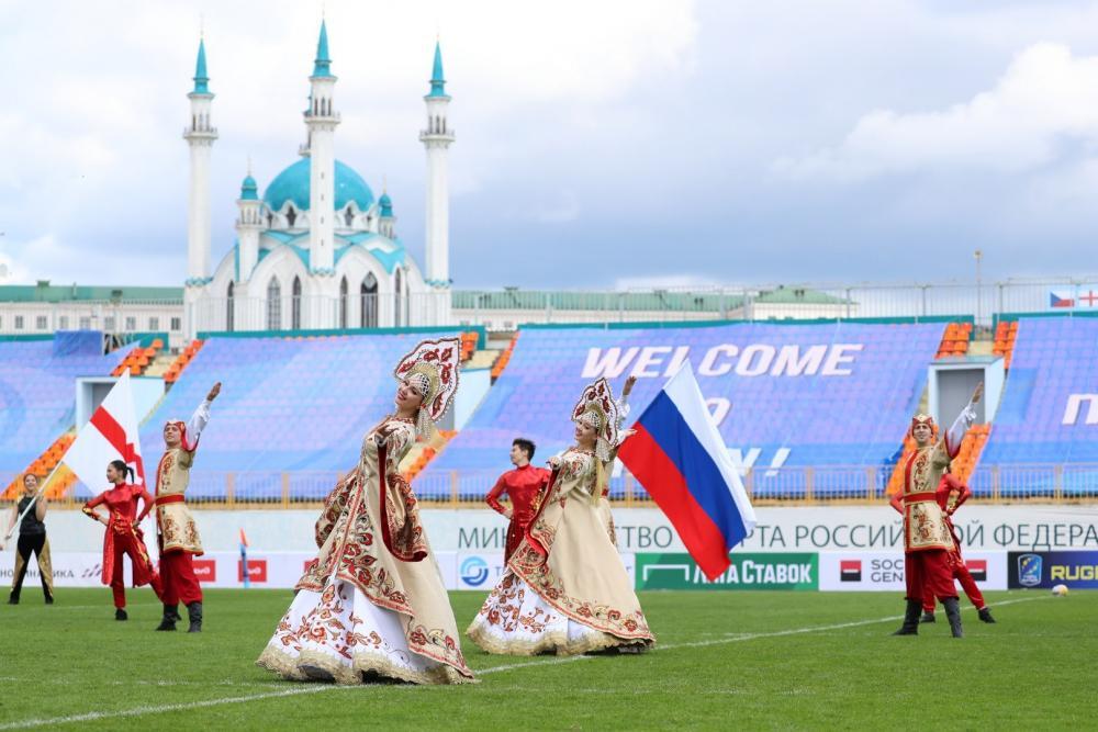Квалификация на Олимпиаду-2020. Женщины. Фотоотчёт из Казани