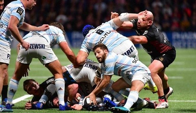 Чемпионат Франции: «Расинг» закрепился в тройке