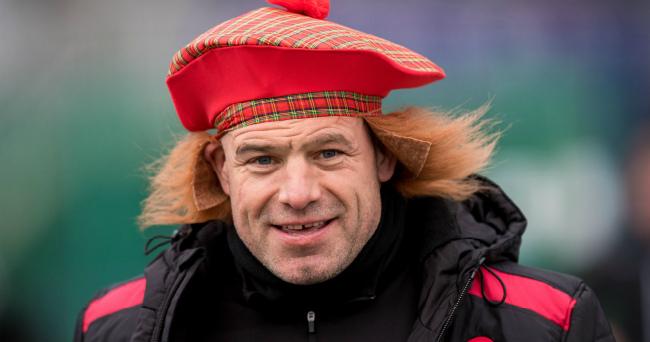 Ричард Кокерилл: «Я очень горд быть тренером «Эдинбурга»