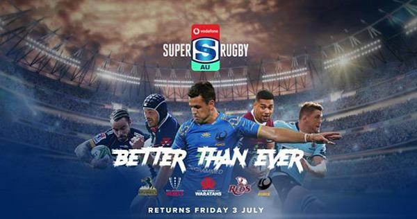 Встречайте Super Rugby AU 2020