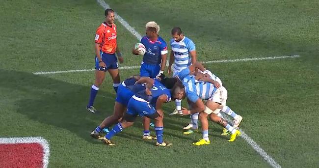 Аргентинцы взяли в Кейптауне седьмое место.