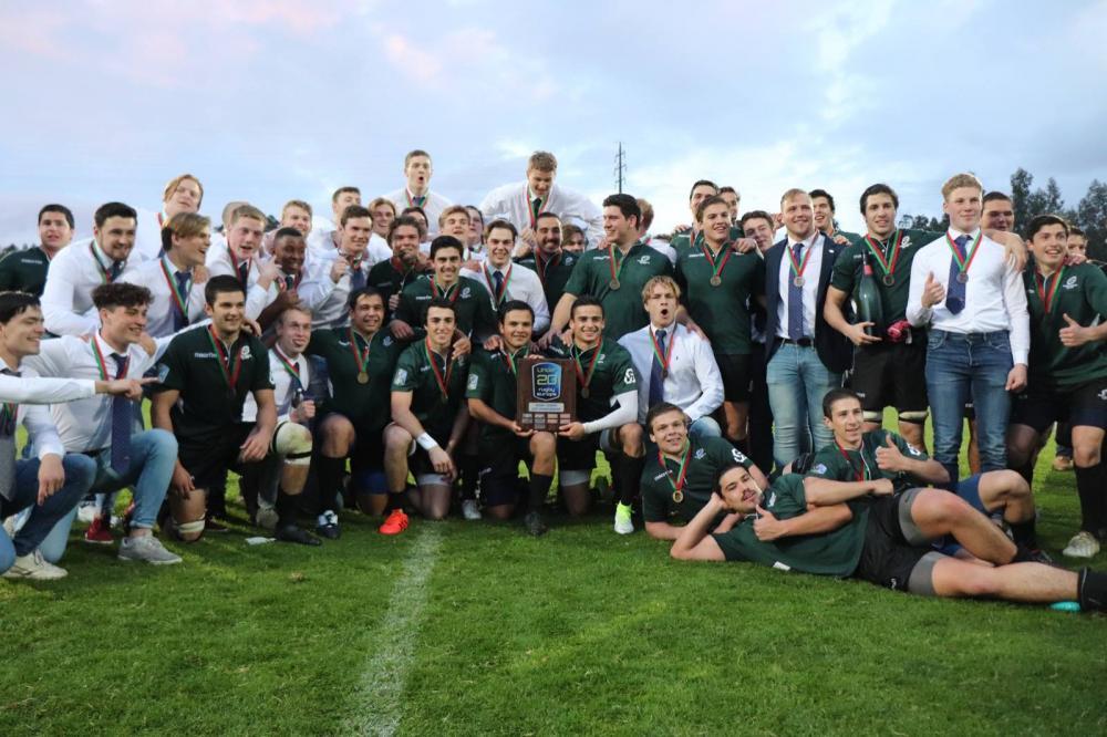 Португалия выиграла чемпионат Европы по регби среди молодежных команд