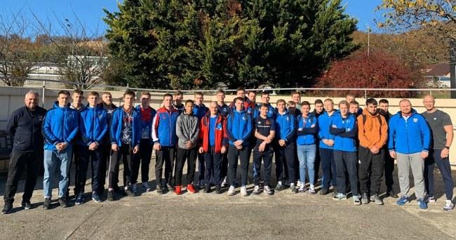 Молодежная сборная России U-20 отправилась на УТС в Сочи
