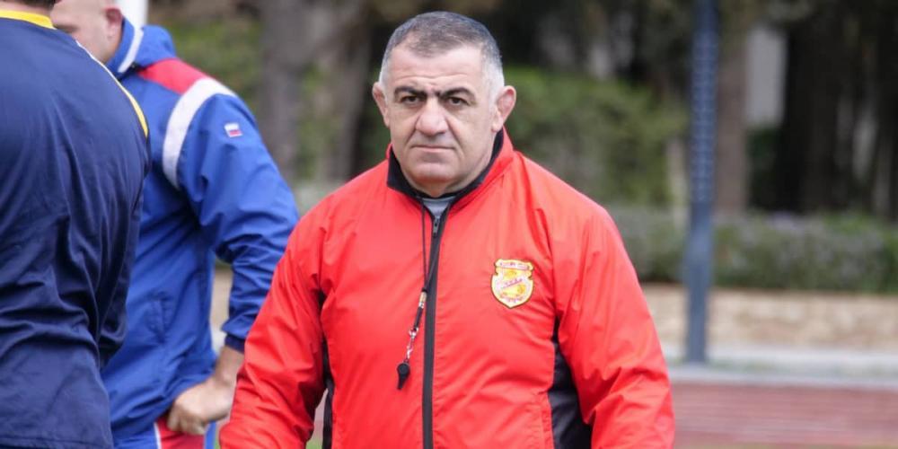 Леван Цабадзе выставит на дерби боевой состав