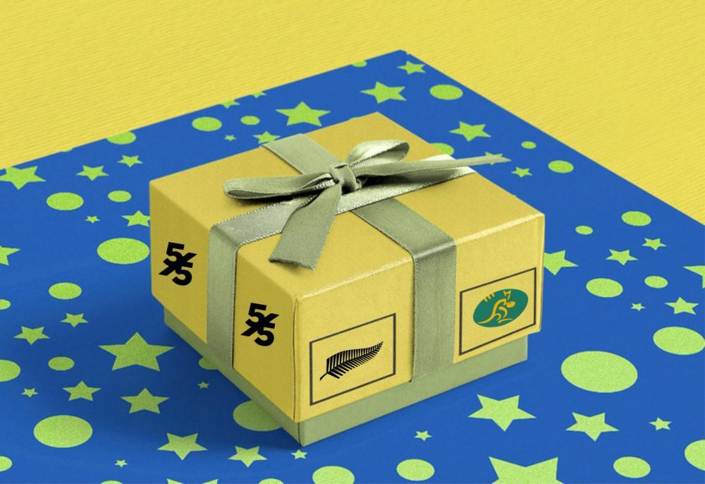Транс-Тасманский формат 2021 года готов и упакован в подарочную коробку с бантом