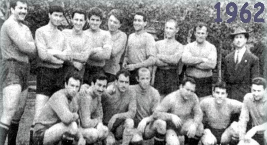Страницы истории грузинского регби. Гиви Мрелашвили – новый лидер