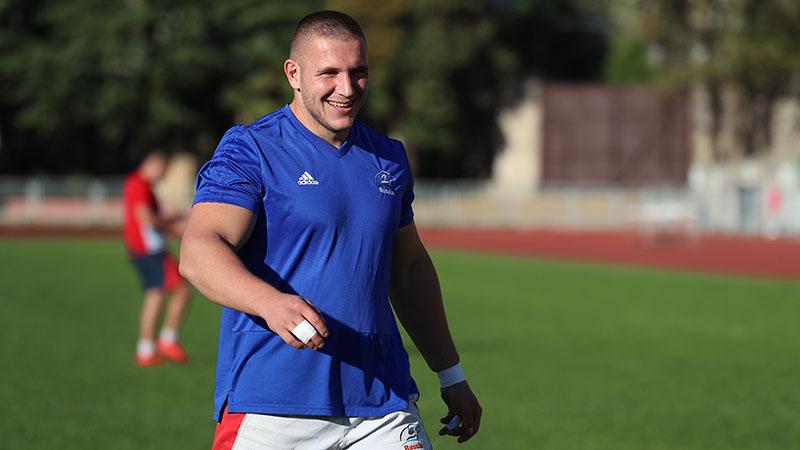 Морозов вернулся в состав «медведей» на матч с Грузией