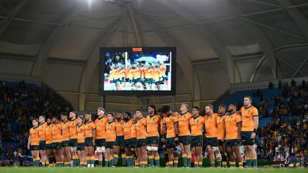 Японцы и австралийцы проведут тестовый матч 23 октября