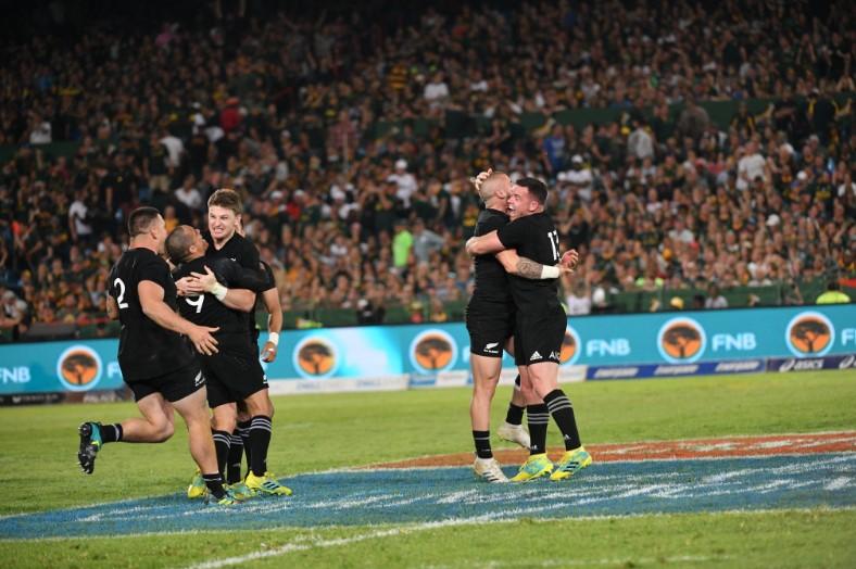 Южная Африка – Новая Зеландия 2018. Фотоотчет