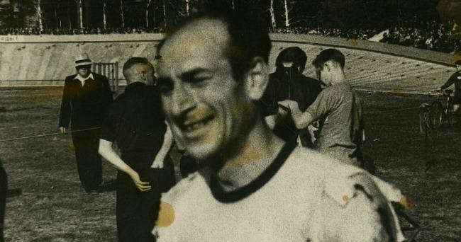 Легенды нашего регби: Жак Аспекян