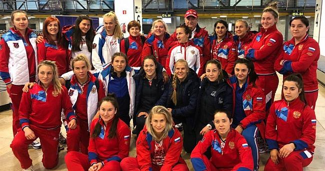 Женская сборная Россия взяла бронзу Чемпионата Европы