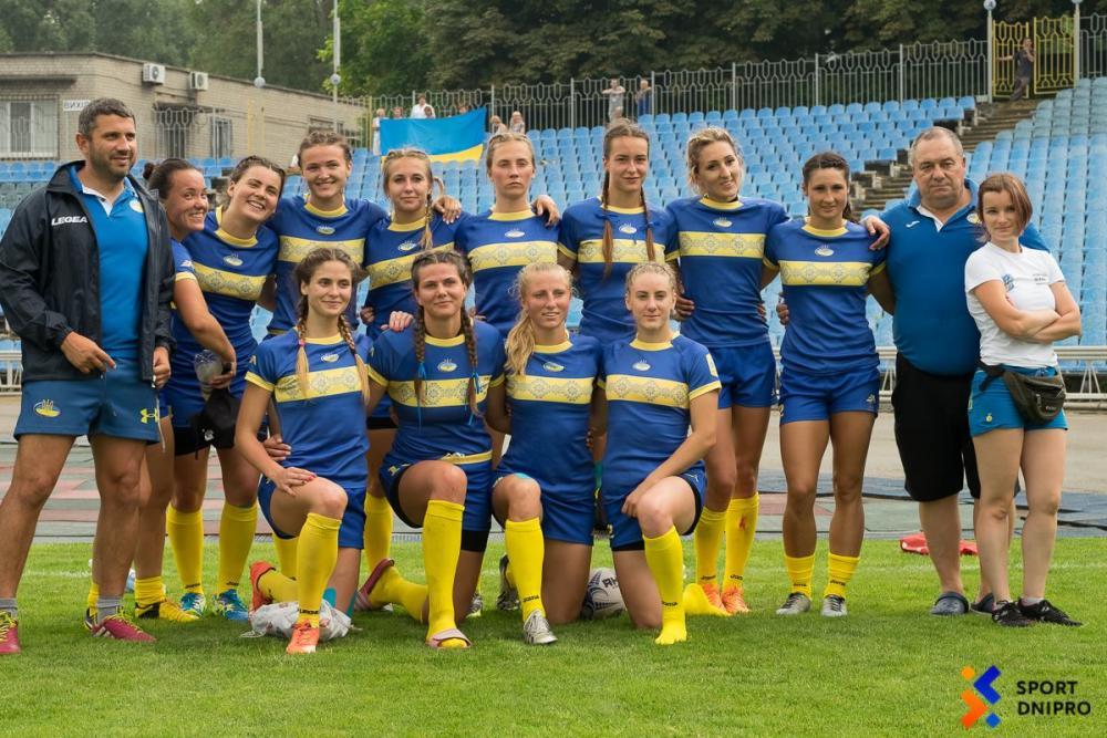 Женская сборная Украины сыграет в Дубае