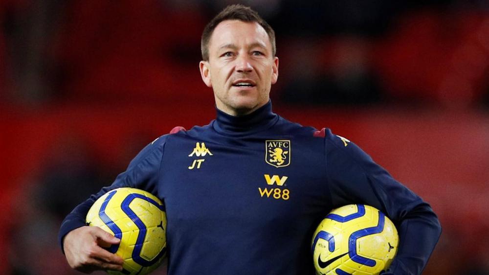Джон Терри поможет сборной Англии по регбилиг