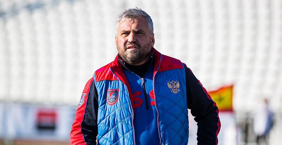 Сергей Лыско объявил состав сборной России U18 на полуфинал Чемпионата Европы