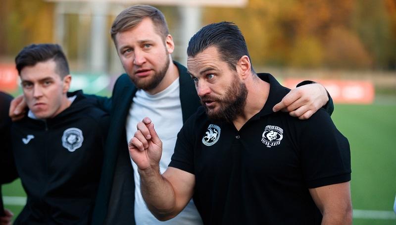 ДжейПи Нил: «Первая тренировка в Казани - это просто полное отсутствие понимания игры»
