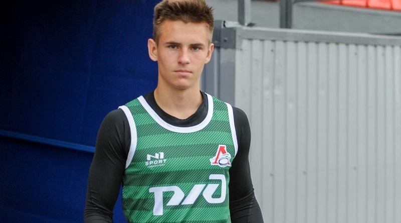 «Локомотив»: без Чкоидзе, но с Янюшкиным-младшим