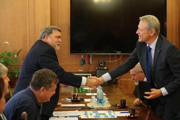 Rugby Europe поддержит Континентальный чемпионат