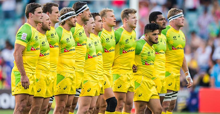 Австралийцы объявили состав на Кубок мира по регби-7