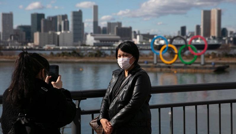 Коронавирус не проблема для Олимпиады 2020