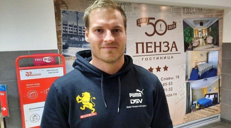 В «Локомотиве» новый тренер по физической подготовке