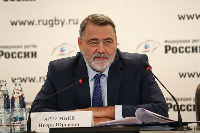 Игорь Артемьев оценил олимпийский дебют российских регбисток в Токио