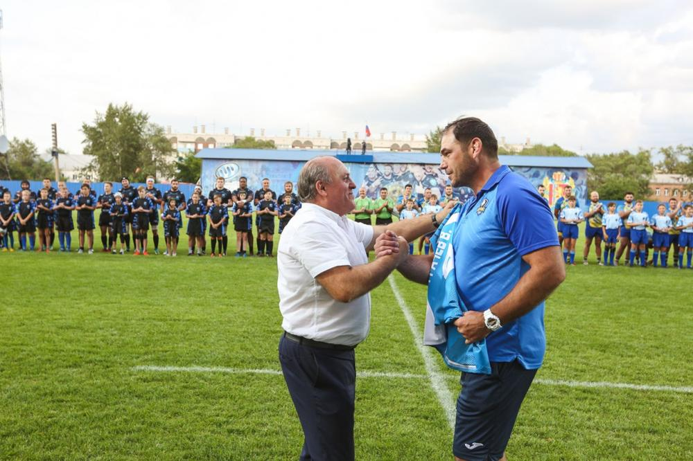 Чемпионат России 2019: «Енисей-СТМ» - «Булава». Фотоотчёт