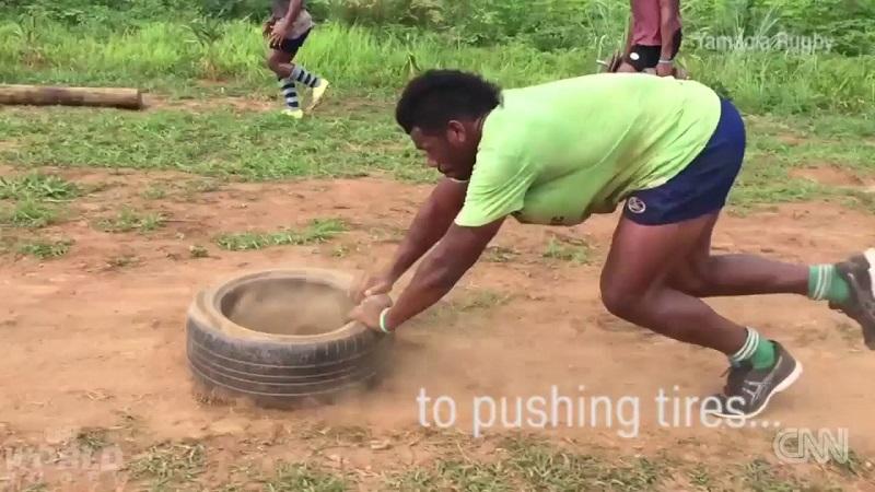 Минутка здоровья: тренировка Олимпийских чемпионов
