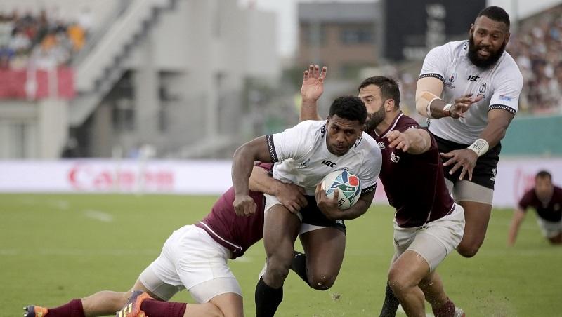 Грузия и Фиджи сыграют тест-матч в Испании