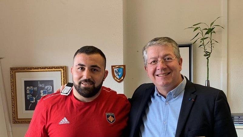 Официально: Гиорги Тетрашвили станет «каталонцем»