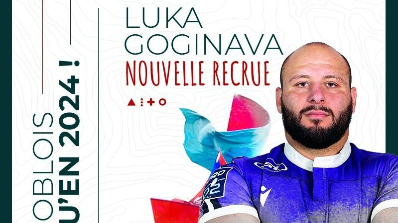 Лука Гогинава продолжит карьеру в «Гренобле»