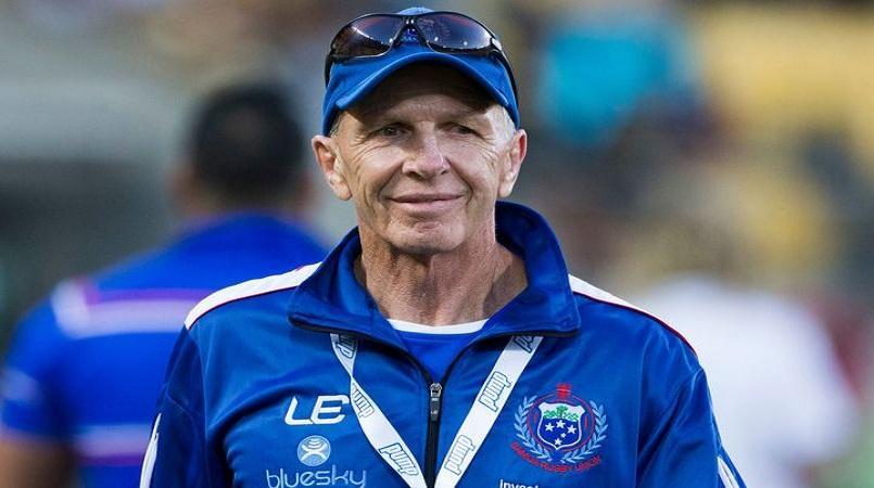 Легендарный новозеландский тренер покинет Самоа