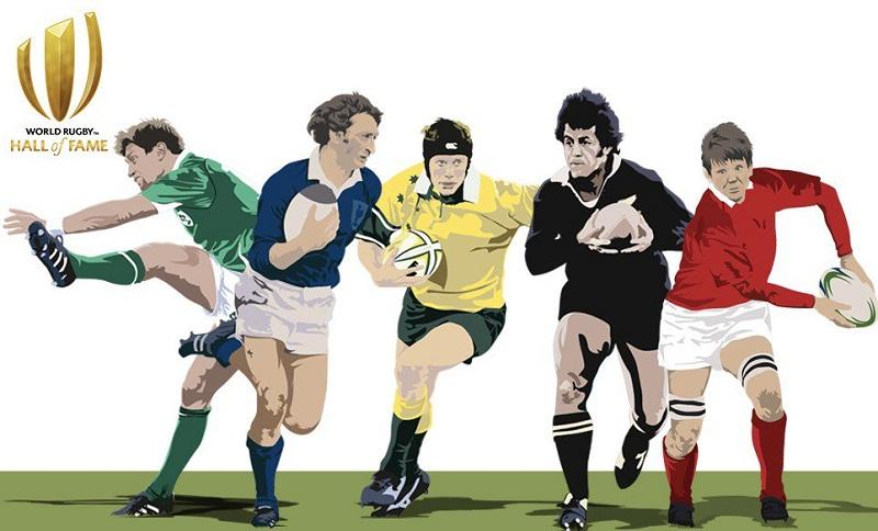 Зал Славы World Rugby пополнился новыми лицами