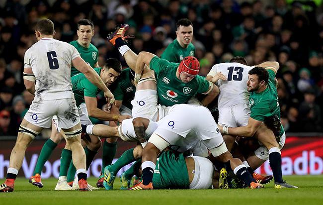 Ирландия – Англия. Кубок Шести Наций 2019. Фотоотчёт