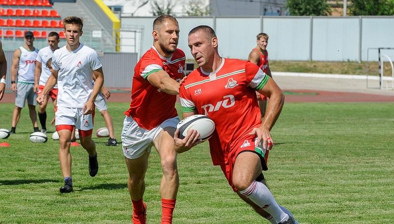 Игоря Снисаренко отстранили от регби на три года