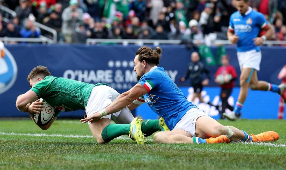 Ирландия – Италия 2018. Фотоотчет