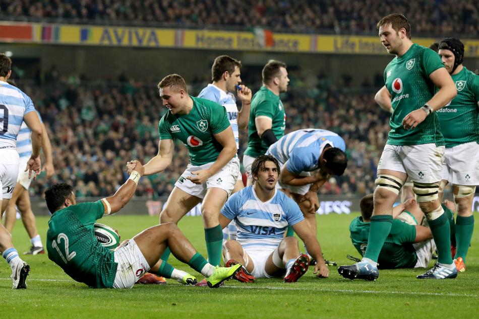 Ирландия – Аргентина 2018. Фотоотчет