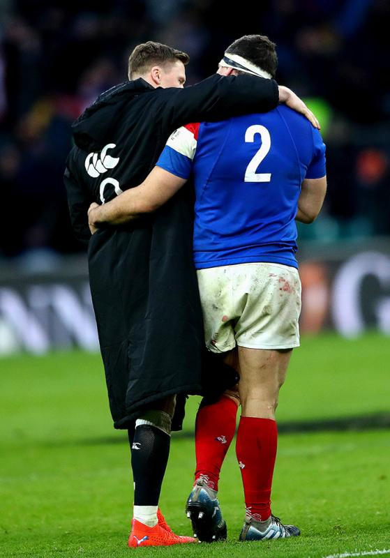 Англия – Франция. Кубок Шести Наций 2019. Фотоотчёт