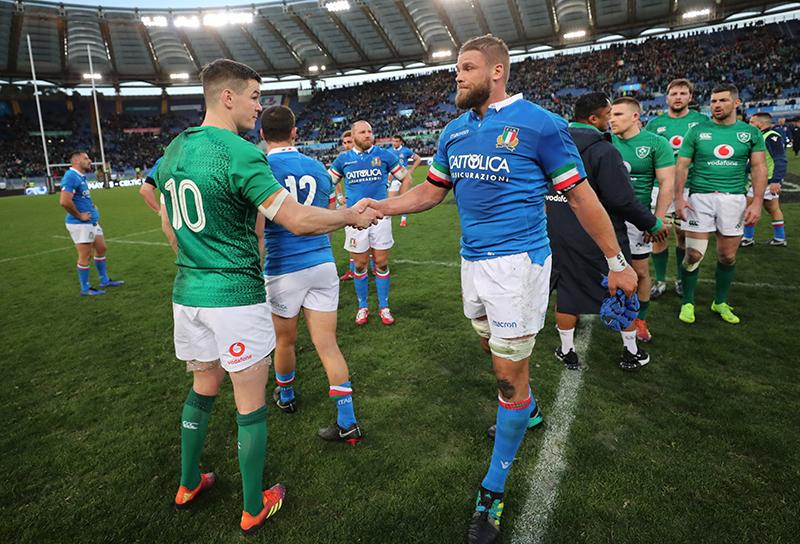 Ирландия – Италия. Кубок Шести Наций 2019. Фотоотчёт