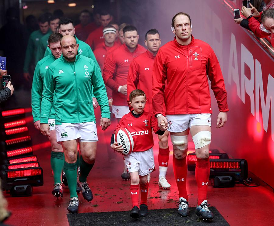 Уэльс – Ирландия. Кубок Шести Наций 2019. Фотоотчёт