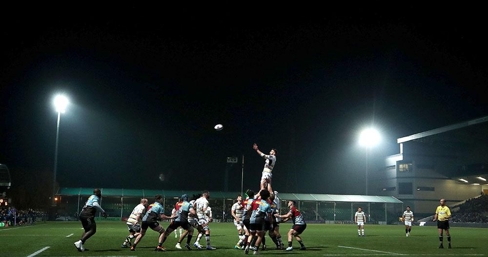 «Арлекинс» вырвал путевку в полуфинал Кубка вызова