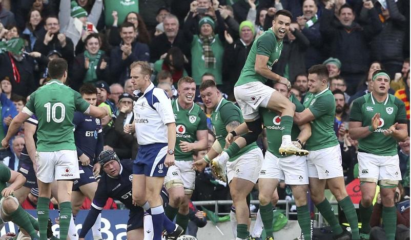 Английский кризис на фоне ирландской радости
