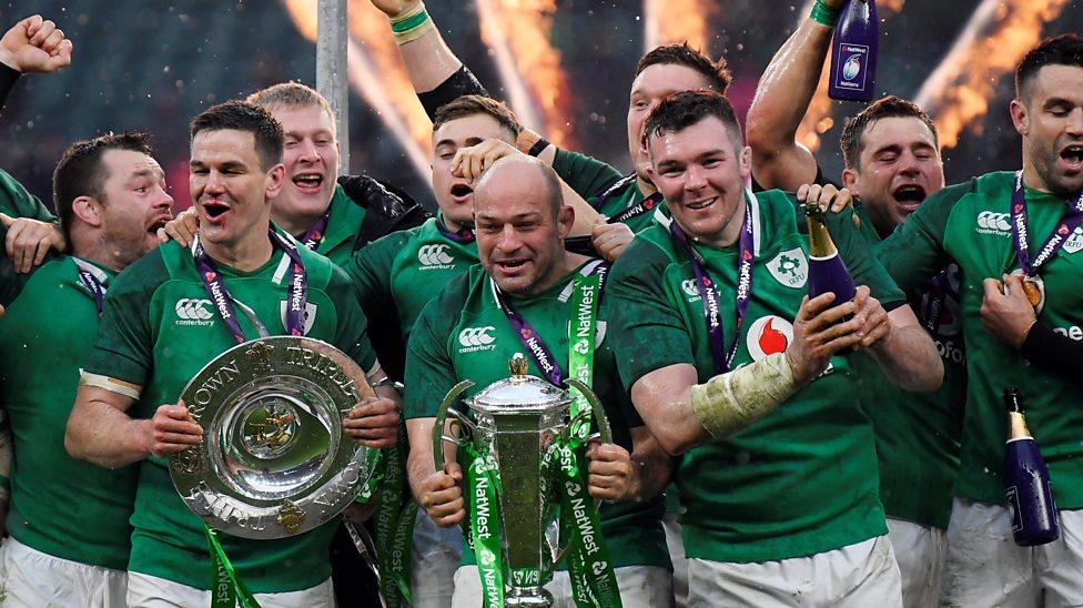 «Команда года»: Ирландия
