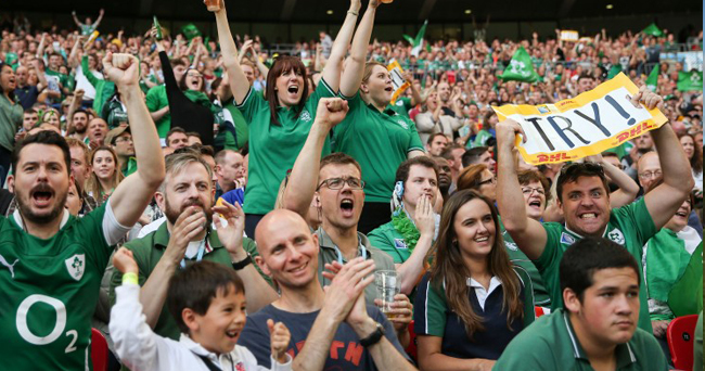 Ирландцам не видать массовых спортивных мероприятий в 2020 году