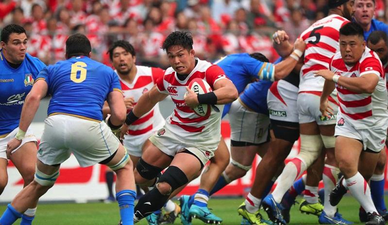 Япония – Италия: 1:2 по заменам