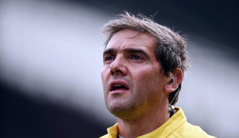 Жером Гарсес: «За четыре часа до игры меня заперли в туалете кафетерия»
