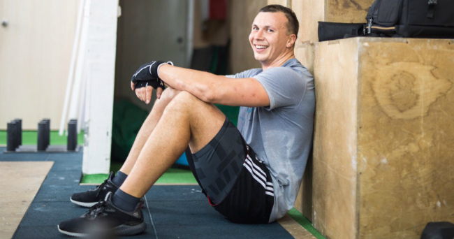 Максим Амонов: «Я хочу создать сплочённую команду, которая будет побеждать без звёзд»